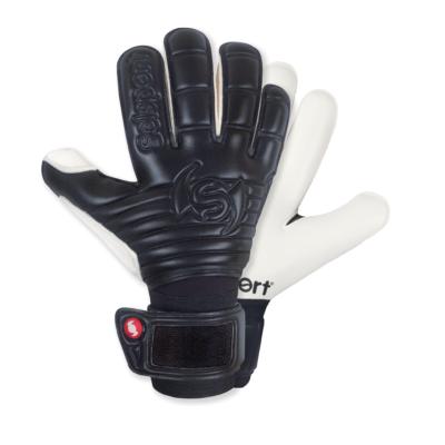 Selsport-Wrappa-Classic-Black-Goalkeeper-Glove